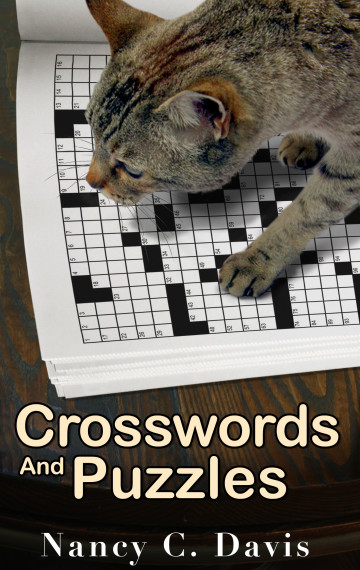 Crosswords and Puzzles: An Amateur Sleuth Cozy mystery (A Millie Holland Cat Cozy Mystery Series Book 1)