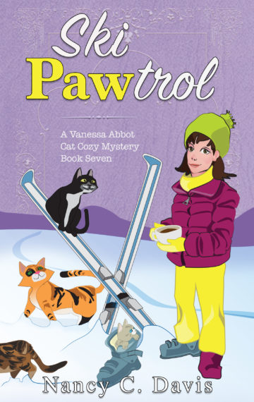 Ski Paw-trol (Vanessa Abbot Cat Cozy Mystery Series Book 7)